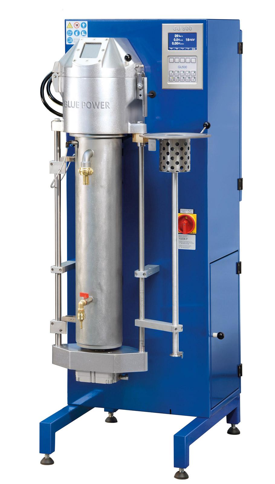 Granulieranlage GU 500 / Granulating Unit GU 500