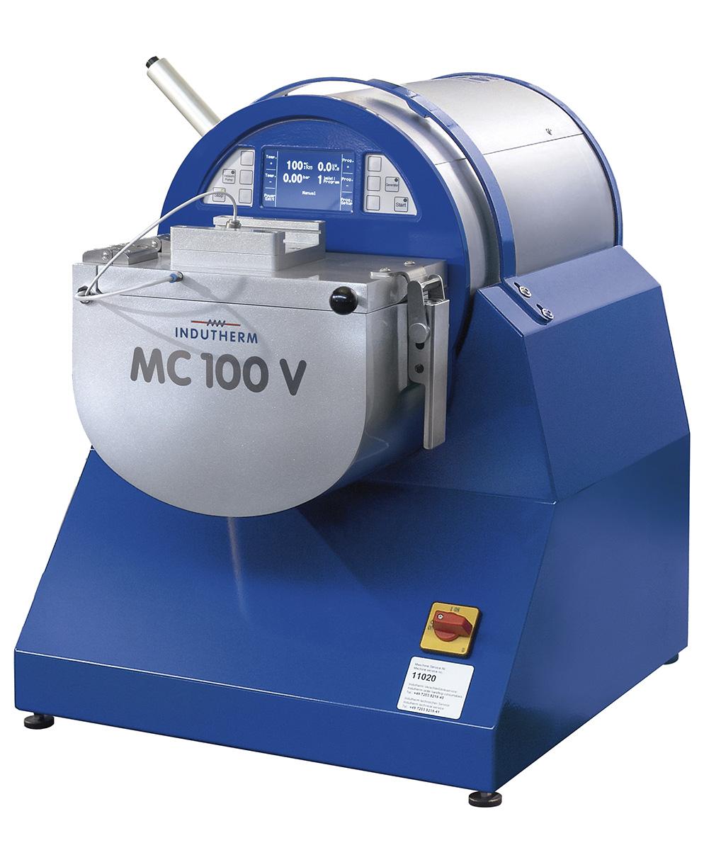 Tischgießanlage MC 100 V