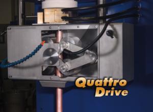 Blue Power Quattro Drive Continuous Casting