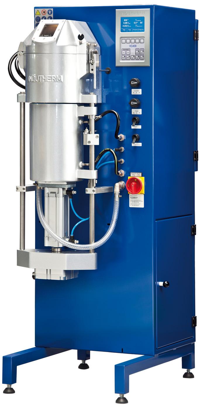 VC400 Vakuum-Druck-Gießanlage
