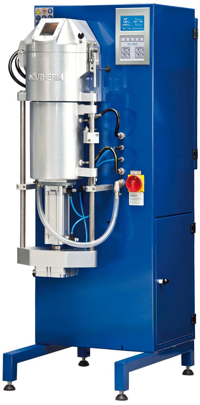 Blue Power VC450 Vakuum-Druck-Gießanlage
