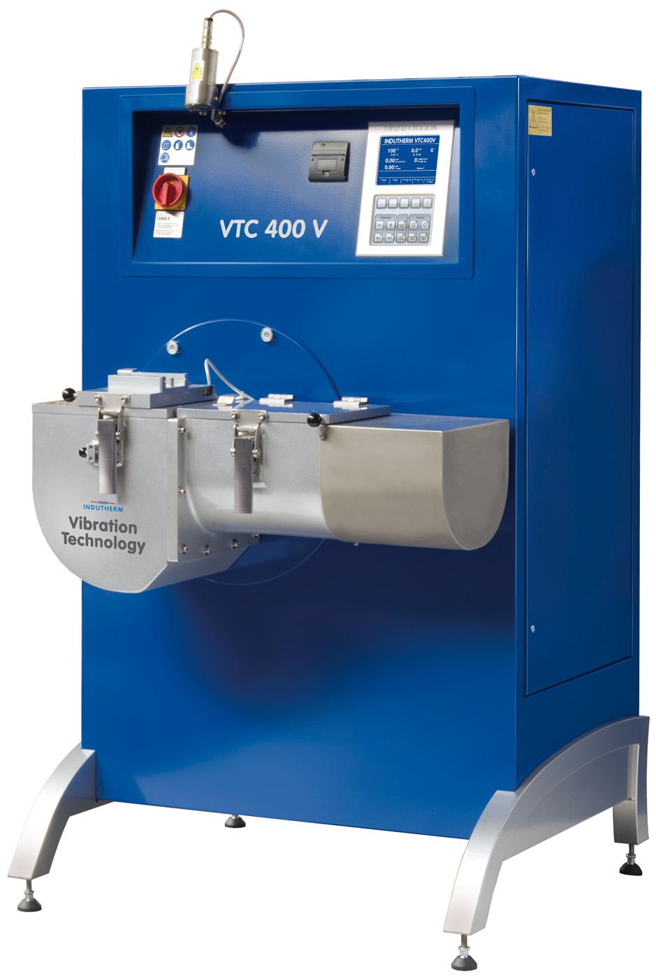 Vakuum-Druck-Gießanlage VTC 400 V / Ti Platin-Gießanlage, Stahl-Gießanlage