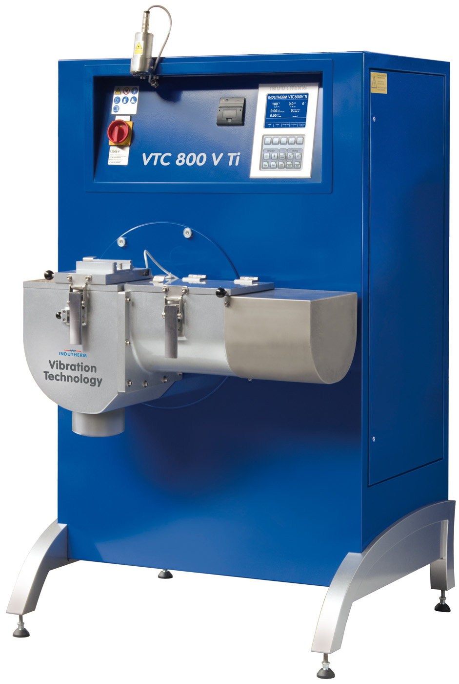 Vacuum Pressure Casting Machine VTC 800 V / Ti
