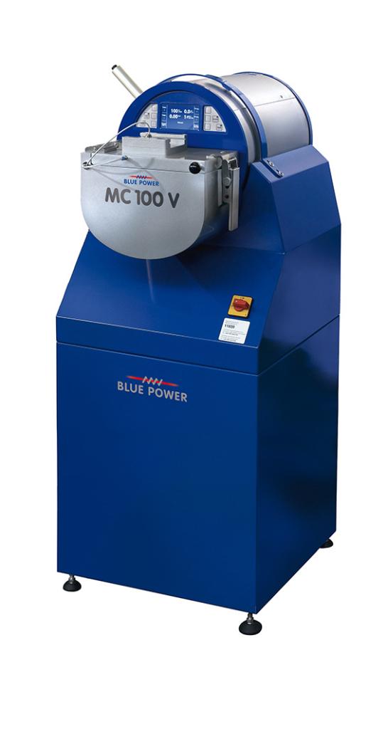 kompakte Vakuum-Druck-Gießanlage MC 100 V mit Unterschrank