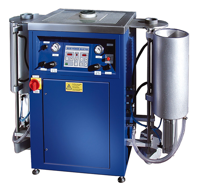Melting machine MUV