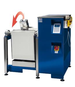 TF 12000 Kipp-Gießanlage Tilting Furnace