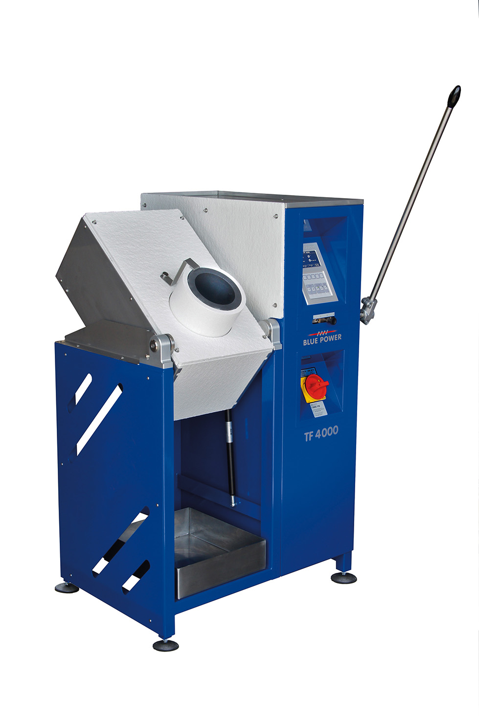 TF4000 Kippofen Tilting Furnace
