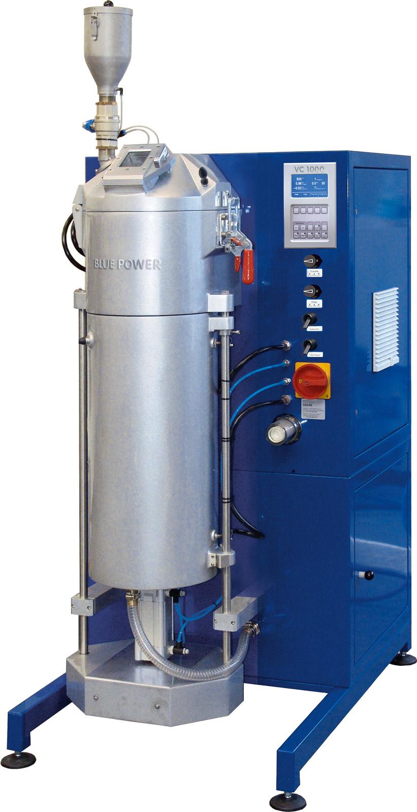Blue Power VC 1000 V Vakuum-Druck-Gießanlage