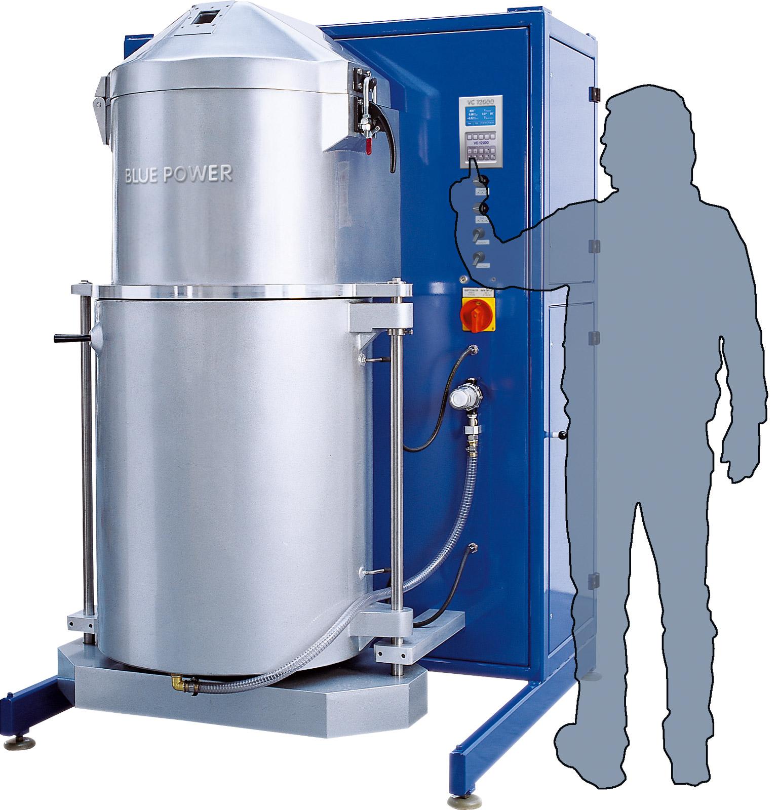 VC 12000 Vakuum-Druck-Gießanlage