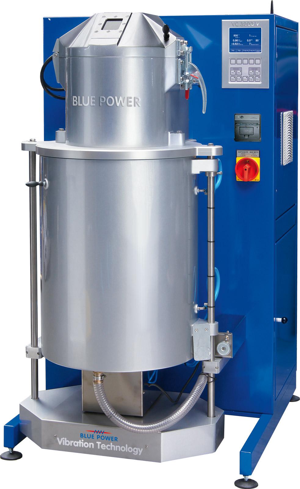 Blue Power VC 3000 V Vakuum-Druck-Gießanlage