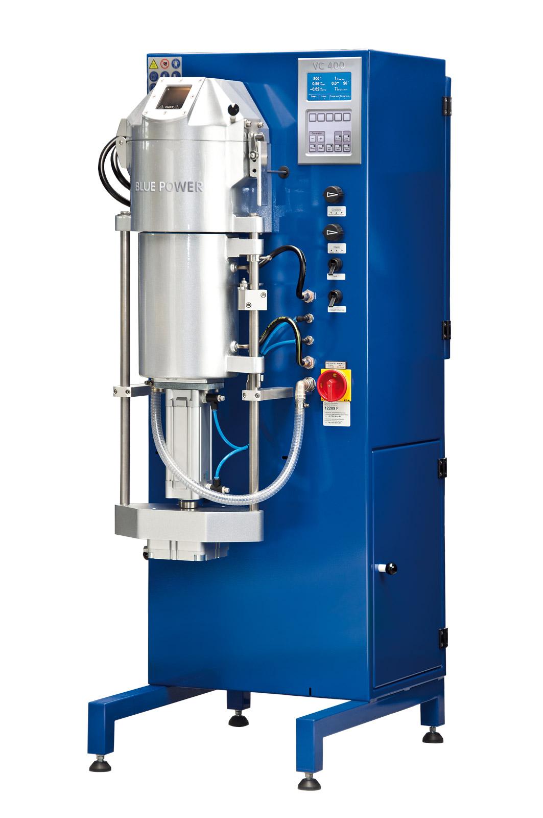 VC 400 Vakuum-Druck-Gießanlage