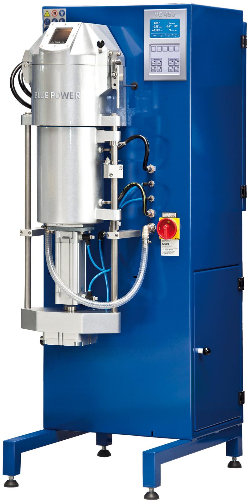 VC 450 Vakuum-Druck-Gießanlage