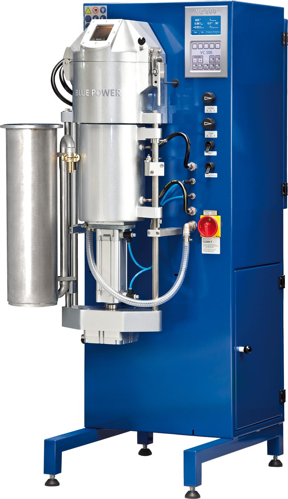 VC 500 Vakuum-Druck-Gießanlage