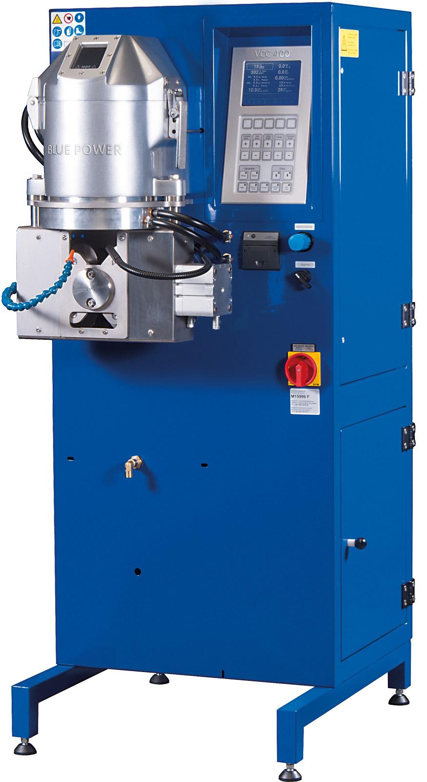 Stranggießanlage CC 400 / VCC 400