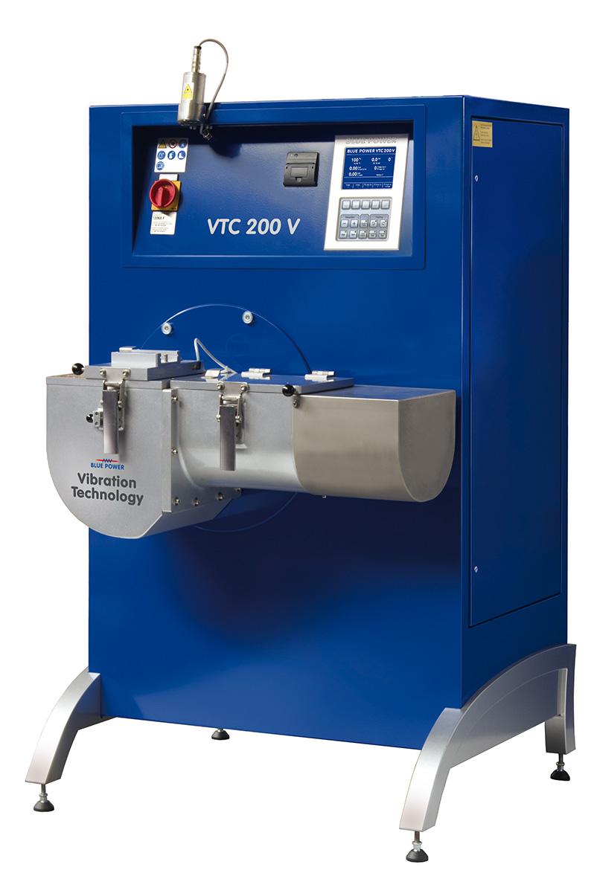 Vakuum-Druck-Gießanlage VTC 200 V / Ti Platin-Gießanlage, Stahl-Gießanlage