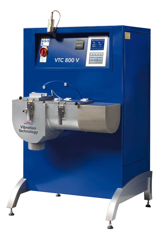 Vakuum-Druck-Gießanlage VTC 200 V / Ti Platin-Gießanlage, Stahl-Gießanlage, Titan-Gießanlage
