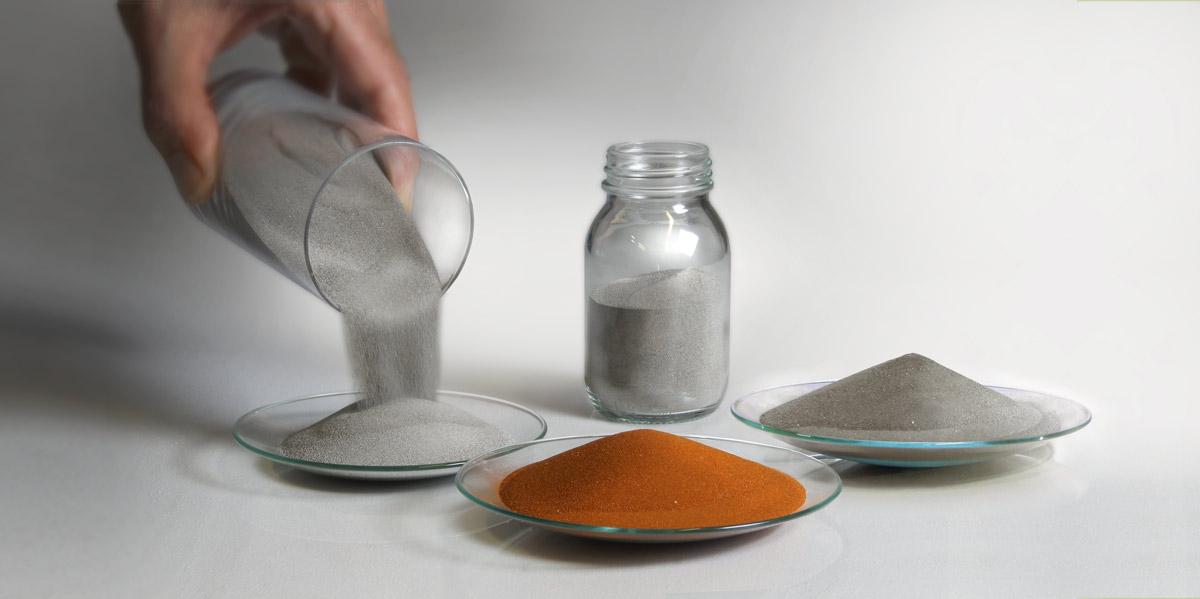 Pulver-Metalle